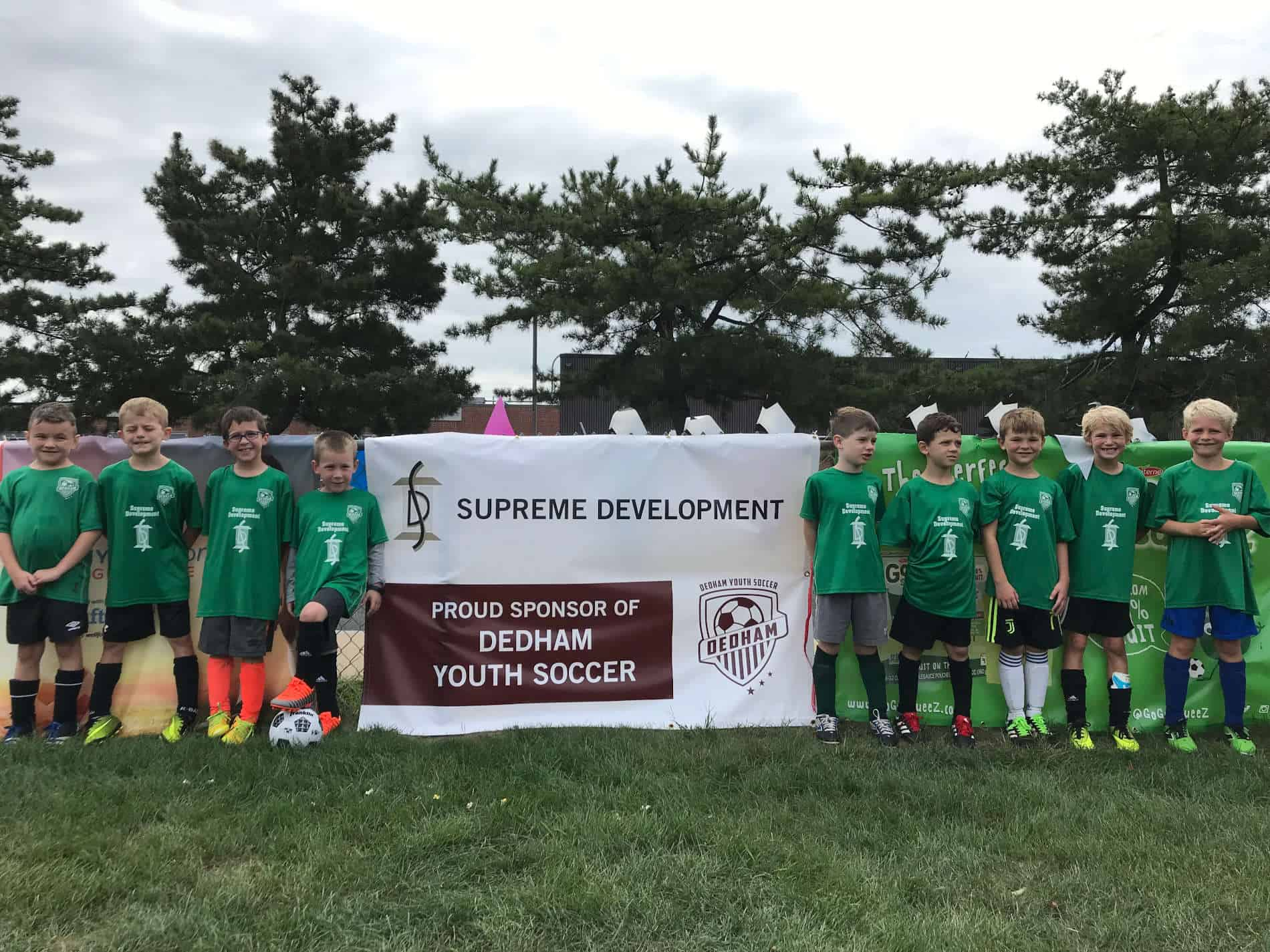 Supreme Development soccer team