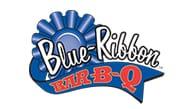 Blue-Ribbon BAR-B-Q logo