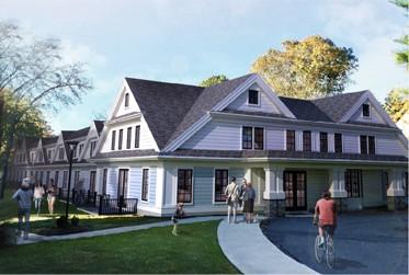Needham home rendering
