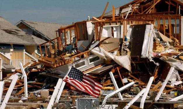 MercyWorks Mobilizes Teams to Florida after Hurricane Michael