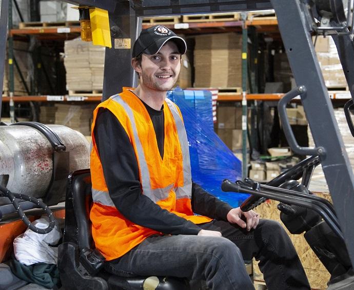 IAM Forklift Operator