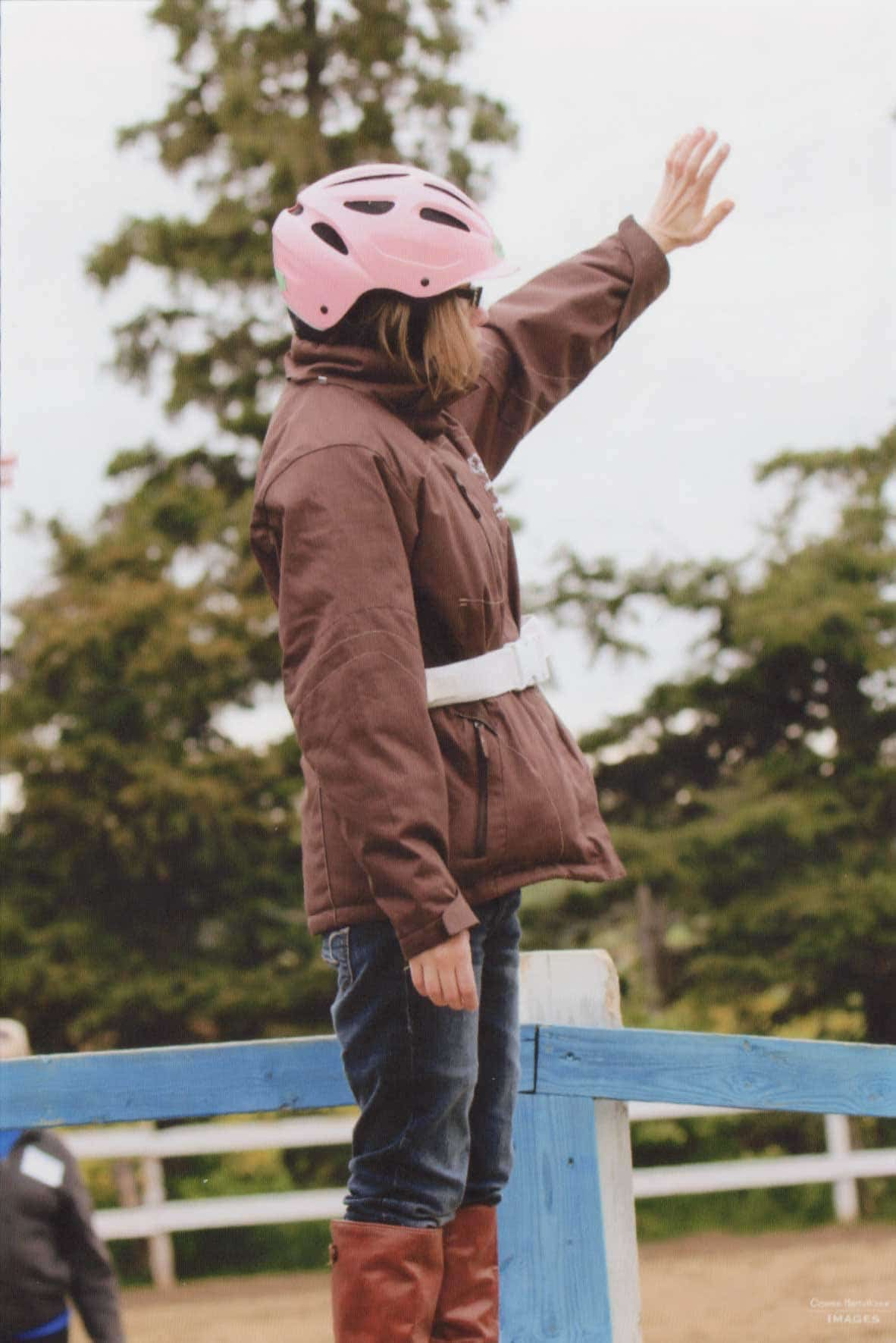 waving rider