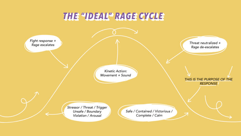 """The """"Ideal"""" Rage Cycle"""