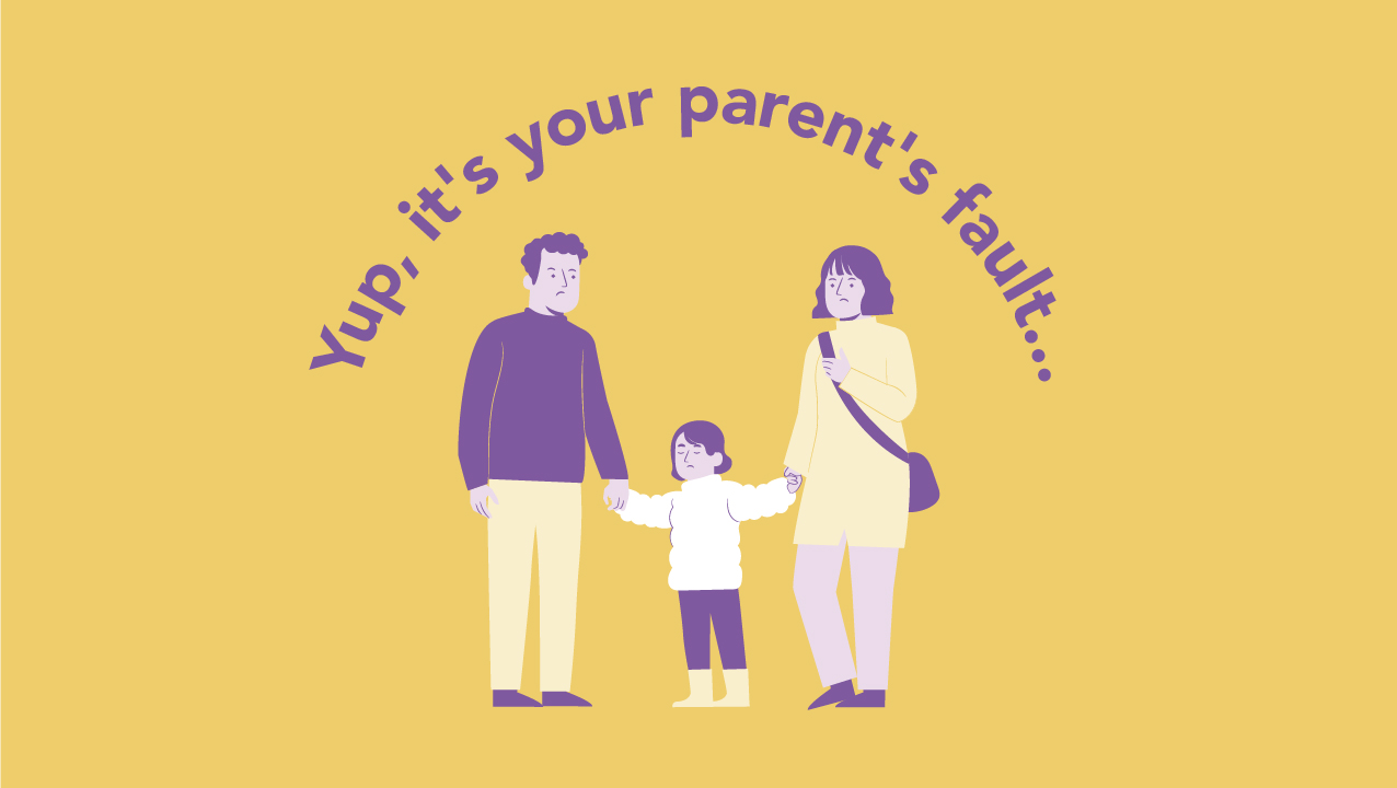 Attachment Injuries? Yup, It's Your Parent's Fault… related article image