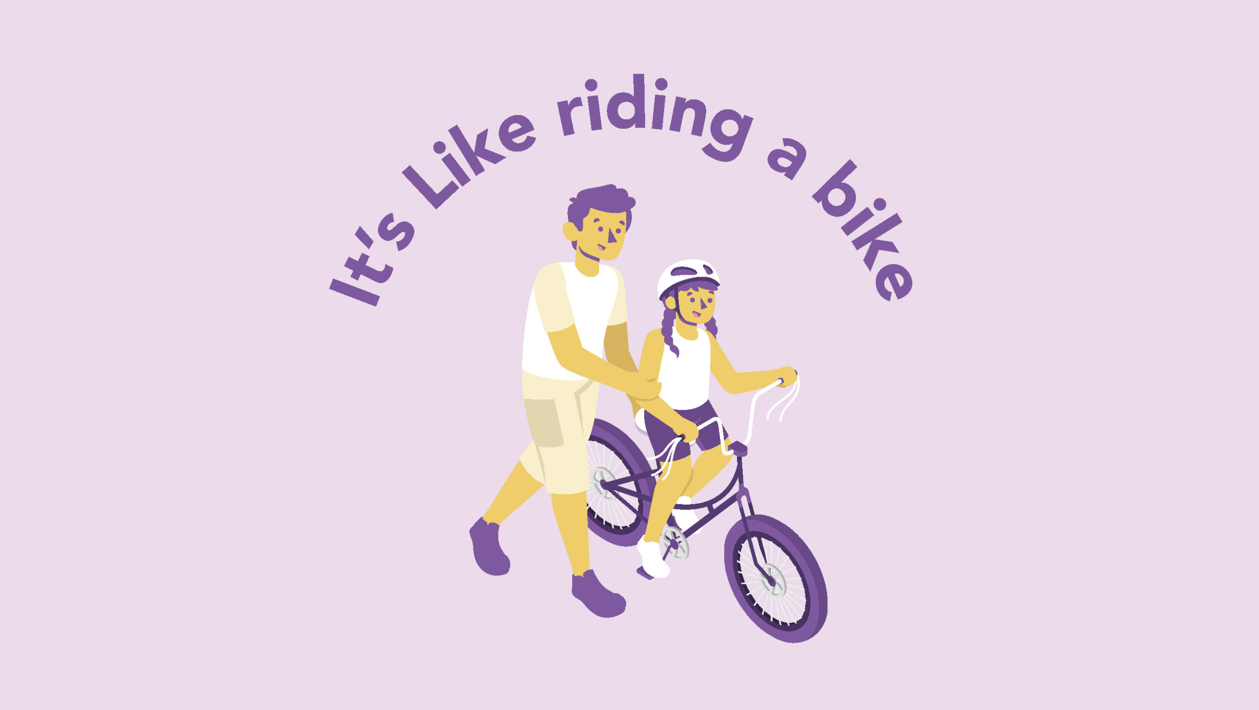 It's Like Riding a Bike… related article image