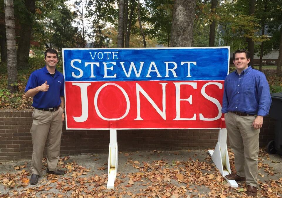 Jones Challenging Coleman for County Council District 4