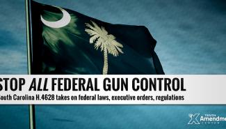 South Carolina Bill would set Foundation to Block Federal Gun Control