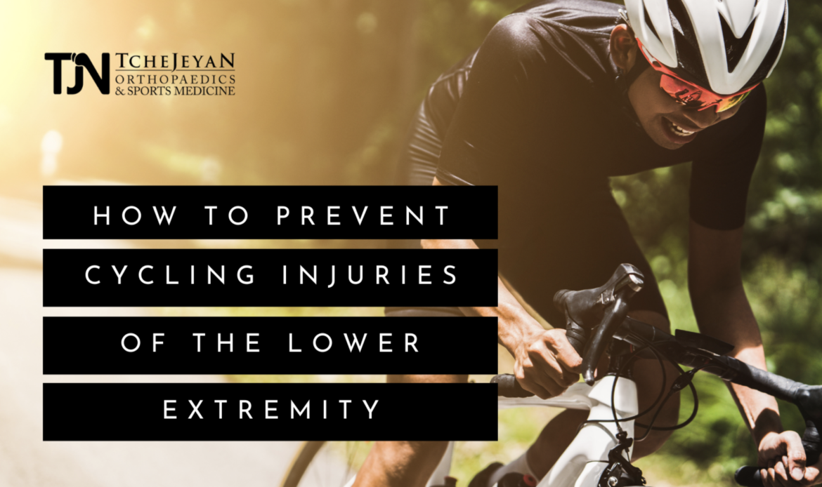 HOW TO PREVENT CYCLING INJURIES