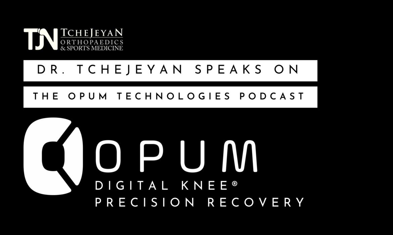 Opum Digital Knee Recovery