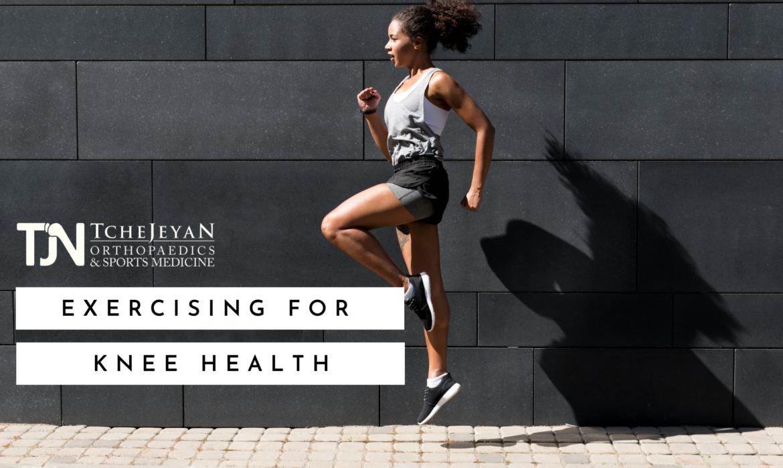 Exercising For Knee Health