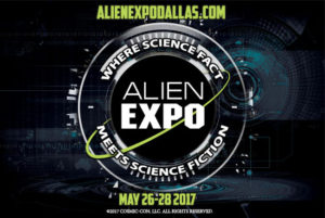 Alien-Expo Dallas