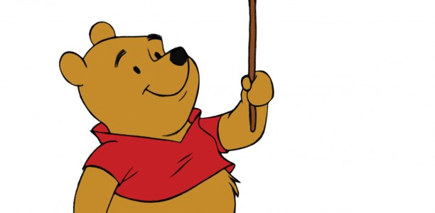 Happy Fourth of July to YOU from Winnie the POOH! And My MOVIE DEBUT!