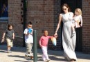 Sunday Shoutout: Angelina Jolie says She Teaches Her Rainbow Coalition of Kids to Appreciate Their Cultures