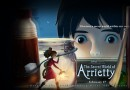 Disney Presents The Secret World of Arrietty Opens Today!