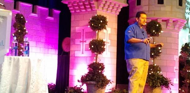 Powerhouse Presenters Inspire, Encourage & Kick-Off #DisneySMMoms Day 2!