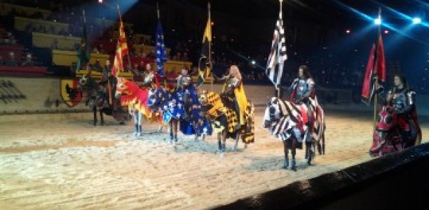 Medieval Times Debuts an All-New Action-Packed Dinner Show! #Mtatlanta