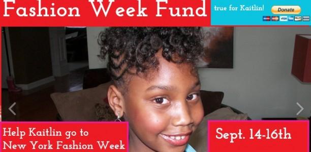 Help a Little Girl Realize Her Golden Dream