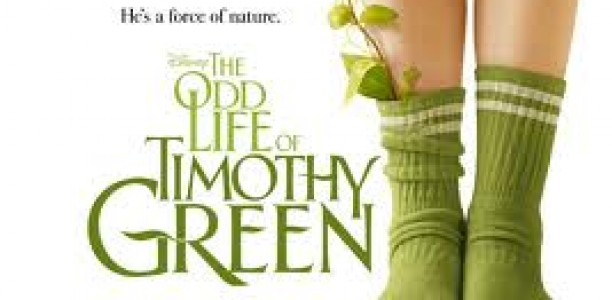 Make a Magical Moment with The Odd Life of Timothy Green App! #TimothyGreen