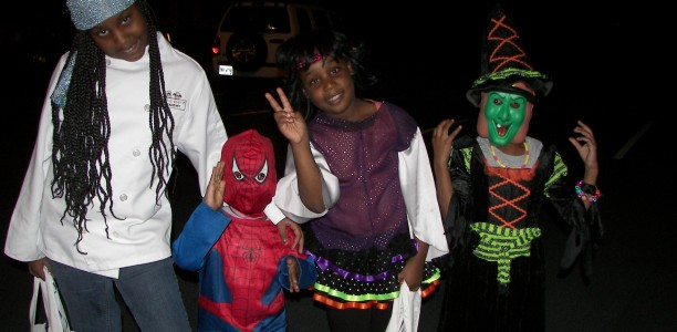 Halloween Fun with the Family {PICS}