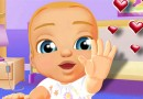 Oh Baby! Teach your kids how to babysit with a virtual baby #ImagineBabyz #Spon