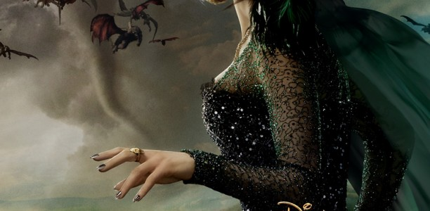 Check out the Oz the Great and Powerful new clip! Coming March 2013 #DisneyOz
