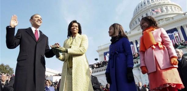 The Inauguration is Underway! Follow President Obama's Full Schedule! #BarackObama