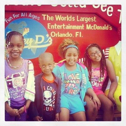 girls Mcdonalds