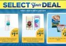 Last call for your Kroger's Cartbuster deals! #SelectYourDeal #CGC #Spon http://clvr.li/WnCUVJ