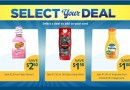 Kroger's Cartbusters are back! #SelectYourDeal and get a coupon surprise! #CGC #spon