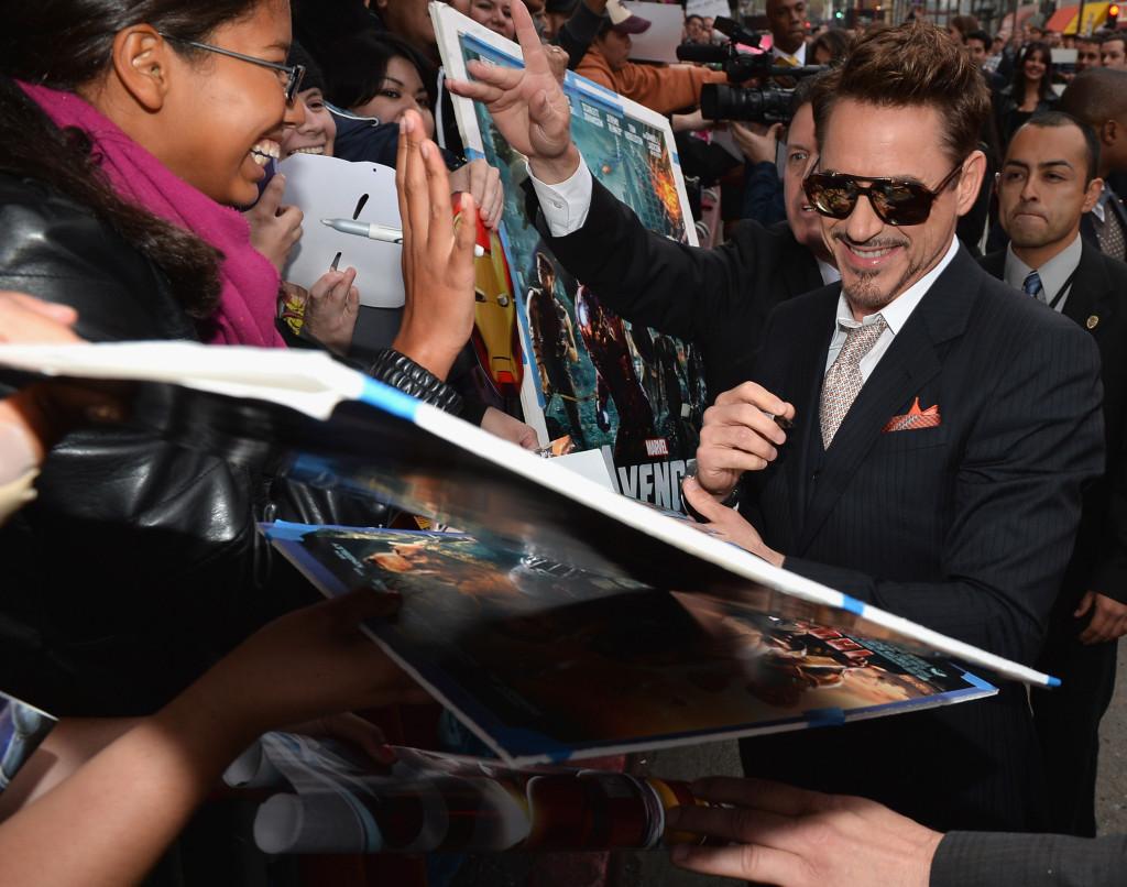 Marvel's Iron Man 3 Premiere