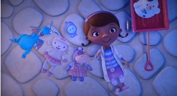 Doc McStuffins Time for Checkup