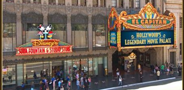 Cinema Magic and Soda! A tour of Disney's #ElCapitan and Soda Fountain #IronMan3Event