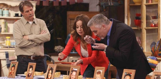 Do you have the Brawn it takes to Bake? Check out the American Baking Competition Weds on CBS @BakeonCBS