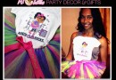 @PJTuttlesParty decor custom outfit featured with @OfficialChilli
