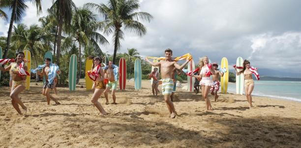 @Disney's #TeenBeachMovie is a groovy and fun musical that brings back memories
