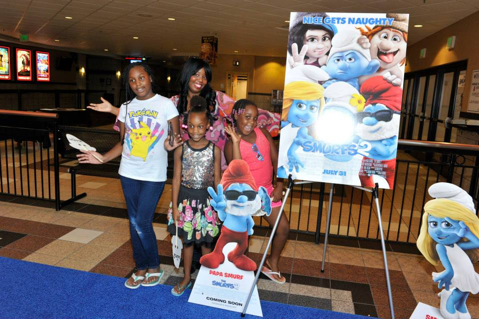 Smurfs Movie Screening