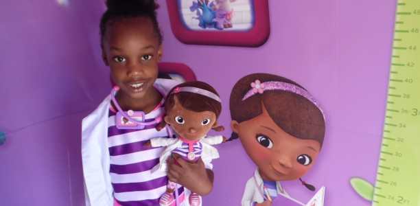 The Doc McStuffins Effect: How brown little girls now believe… #DocMobile