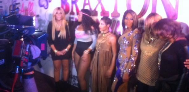Towanda Braxton's 40 and Fabulous Birthday party takes Atlanta back to School