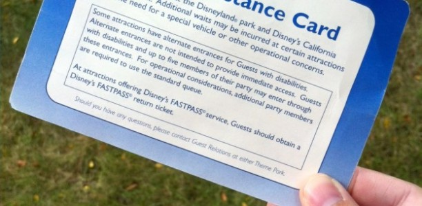 Disney making big changes with Disability Access Service Card on Oct. 9