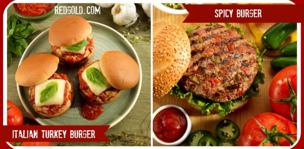 Giveaway! What are you Grillin? @RedGoldTomatoes Summer Grillin Party #RGParty
