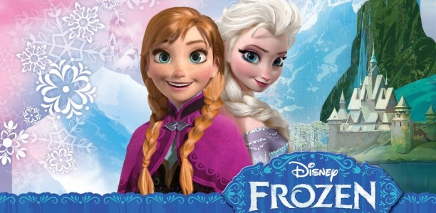 I'll be iced out in LA! I'm heading to the #DisneyFrozenEvent