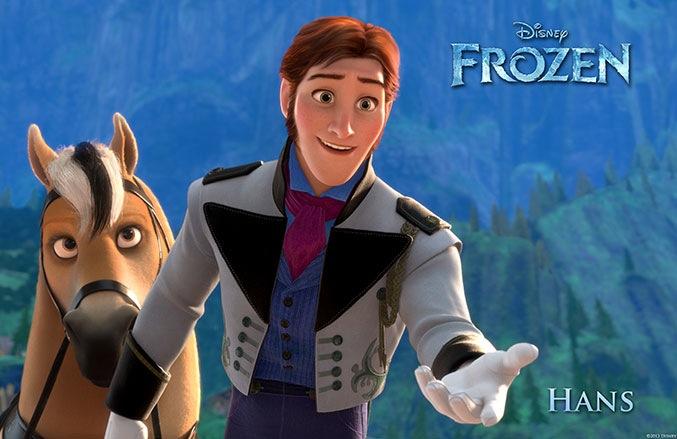 Frozen-Character (2)