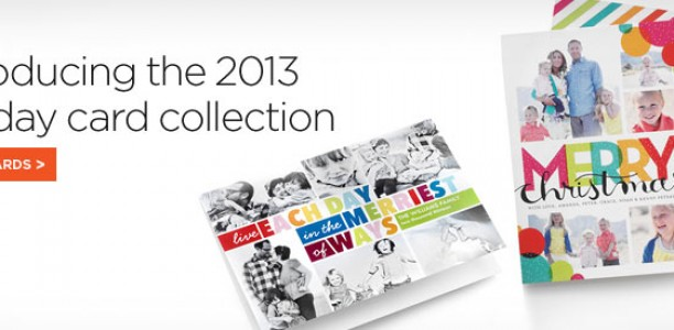 @Shutterfly introduces new 2013 Holiday Collection #Giveaway