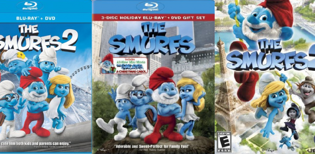 Brr! Bundle up with the #Smurfs2 Prize Pack! #Giveaway