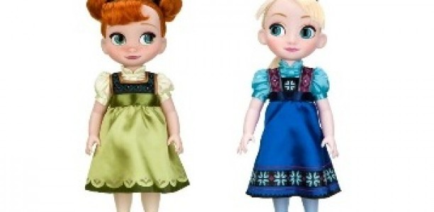 FROZEN toys are this season's HOTTEST items! #DisneyFrozenEvent