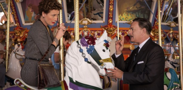 #SavingMrBanks Disney serves up more than a spoonful of sugar to get Mary Poppins made