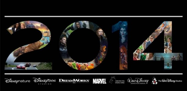 Check out the Walt Disney Studios 2014 Movies!