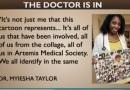 BREAKING: Doc McStuffins mom to be named after Dr. Myiesha Taylor of @ArtemisMedSoc