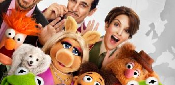 [VIDEO] Muppets Most Wanted! In theaters March 21st!