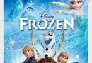 #FROZEN out on Blu-Ray DVD today!